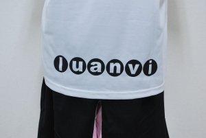 画像4: luanvi プラクティススーツ上下セット ホワイト