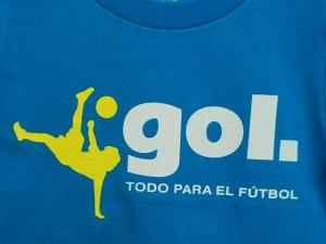 画像3: gol. キッズオーバーヘッドTシャツ T.ブルー