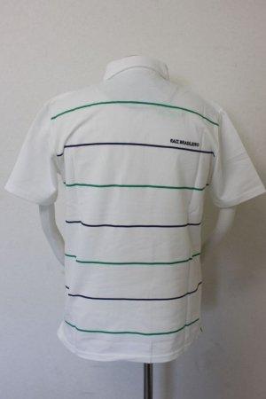 画像2: PENALTY ボタンダウンポロシャツ ホワイト