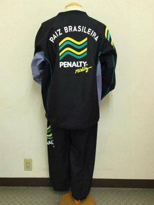 画像2: PENALTY ハイスピステスーツ ブラック