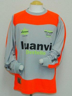 画像1: luanvi ロングプラシャツ グレー
