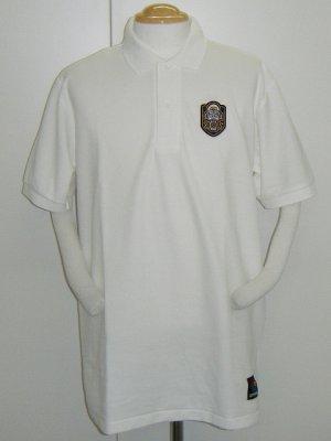 画像1: SPAZIO YMCポロシャツ ホワイト