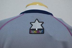 画像4: luanvi プラクティススーツ上下セット グレー