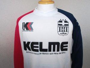 画像5: KELME ロングプラスーツ上下セット ホワイト