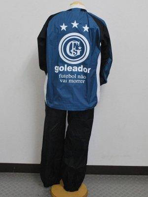 画像2: goleador コンビピステトップ&パンツ Ink×ブラック