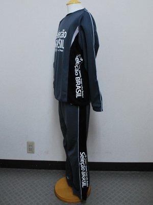 画像3: TOPPER ウォームアップスーツ グレー