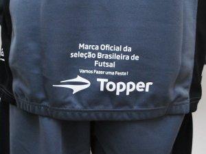 画像5: TOPPER ウォームアップスーツ グレー