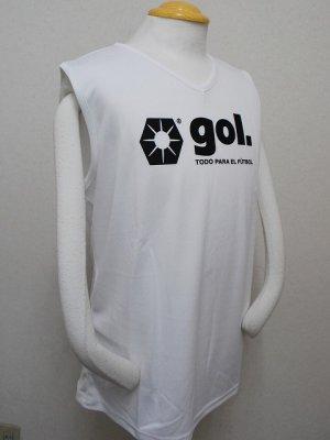 画像4: gol. ノースリーブインナー ホワイト