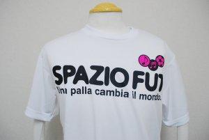 画像3: SPAZIO FUT Practiceシャツ ホワイト