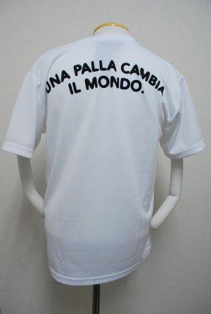 画像2: SPAZIO FUT Practiceシャツ ホワイト