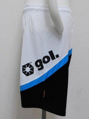 画像3: gol. ストリームラインプラクティスパンツ ホワイト