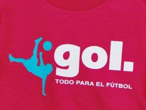 画像3: gol. キッズオーバーヘッドTシャツ H.ピンク