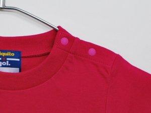 画像4: gol. キッズオーバーヘッドTシャツ H.ピンク