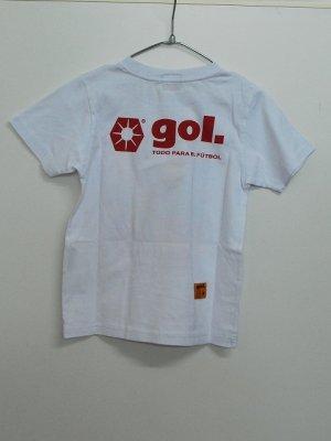 画像2: gol. SNOOPYキッズTシャツ ホワイト