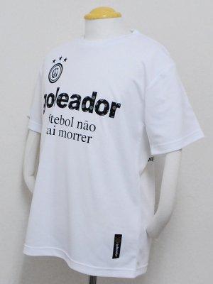 画像3: goleador モノグラムラメプラシャツ ホワイト