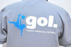 画像4: gol. ベーシックポロシャツ グレー