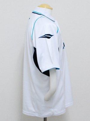 画像3: PENALTY メッシュポロシャツ ホワイト