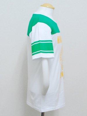 画像3: Topper×日本人 フットボールTシャツ ホワイト