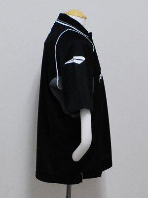 画像3: PENALTY メッシュポロシャツ ブラック