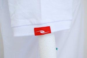 画像5: DalPonte ブラジルカラースターポロシャツ ホワイト