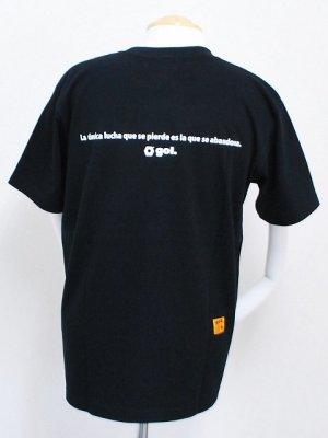 画像2: gol. かえでコラボTシャツ ブラック