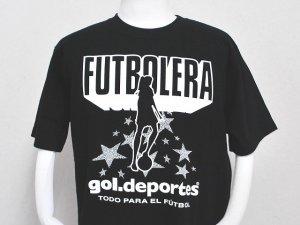 画像3: gol. かえでコラボTシャツ ブラック