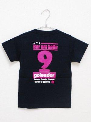 画像2: goleador No.9キッズTシャツ ピンク