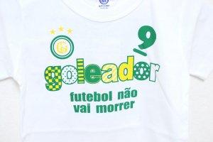 画像3: goleador No.9キッズTシャツ ホワイト