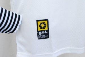 画像5: gol. プラクティスシャツ ホワイト
