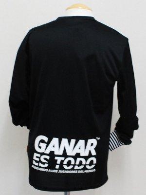 画像2: gol. プラクティスシャツ ブラック