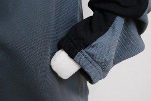 画像5: PENALTY トレスウェットスーツ(上下セット) グレー×ブラック