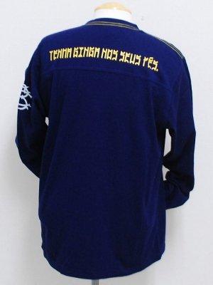 画像2: PENALTY ブラジリータロングTシャツ ネイビー