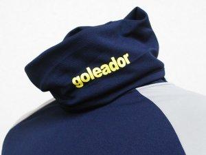 画像5: goleador ルーズネックプラシャツ D.ブルー