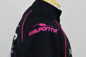 画像5: DalPonte ウォーマージャージ上下セットアップ ネイビー