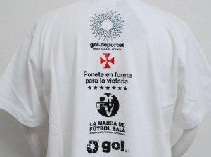 画像4: gol. SANTA CRUZ Tシャツ ホワイト