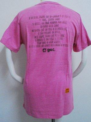 画像2: gol. メランジTシャツ ピンク