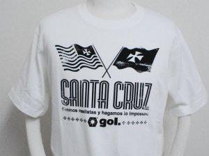 画像2: gol. SANTA CRUZ Tシャツ ホワイト