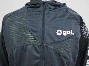 画像2: gol. コンディショニングギアトップ グレー
