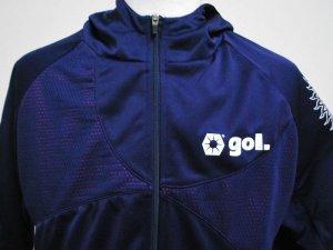 画像2: gol. コンディショニングギアトップ ネイビー