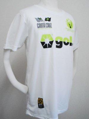 画像4: gol. 半袖ドライTシャツ WHT