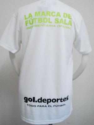 画像3: gol. 半袖ドライTシャツ WHT
