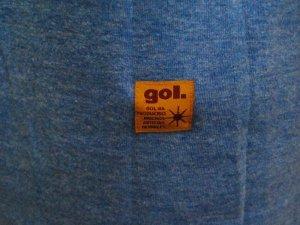 画像4: gol. キャプテン翼コラボ メランジTシャツ ブルー