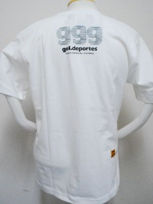 画像3: gol. 3g プリントTシャツ ホワイト
