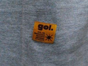 画像4: gol. 3g プリントTシャツ グレー