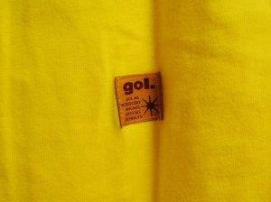 画像4: gol. スヌーピーコラボchicuitoTシャツ イエロー