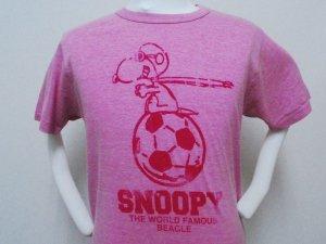 画像2: gol. スヌーピーコラボTシャツ ピンク