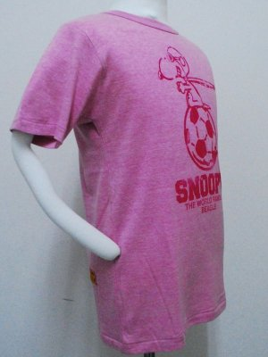 画像4: gol. スヌーピーコラボTシャツ ピンク