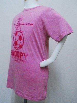 画像3: gol. スヌーピーコラボTシャツ ピンク