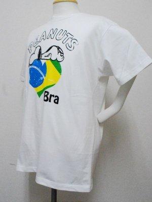 画像3: gol. スヌーピーコラボTシャツ ホワイト