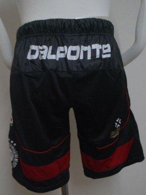 画像3: DalPonte プラクティスパンツ ブラック